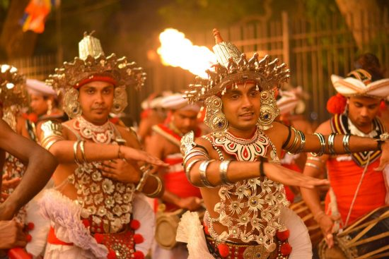 Witness a cultural dance performance in Kandy.