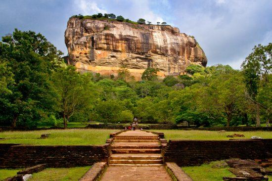 Stunning Sigiriya